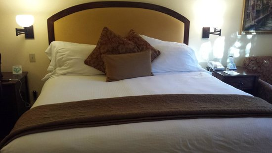 BEST WESTERN Dry Creek Inn: King Bed