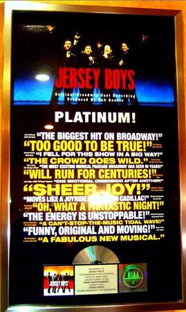Jersey Boys: Come check it out!