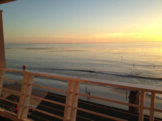 Laguna Riviera Beach Resort: View from room