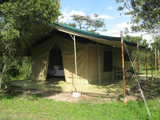 Ol Pejeta Bush Camp, Asilia Africa: Tent