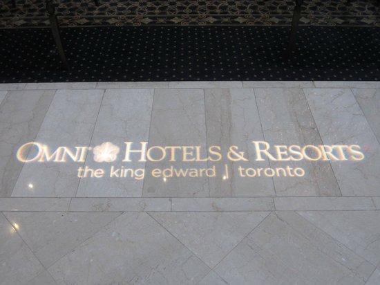 The Omni King Edward Hotel: Lobby