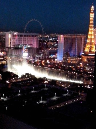 Vdara Hotel & Spa: Amazing view