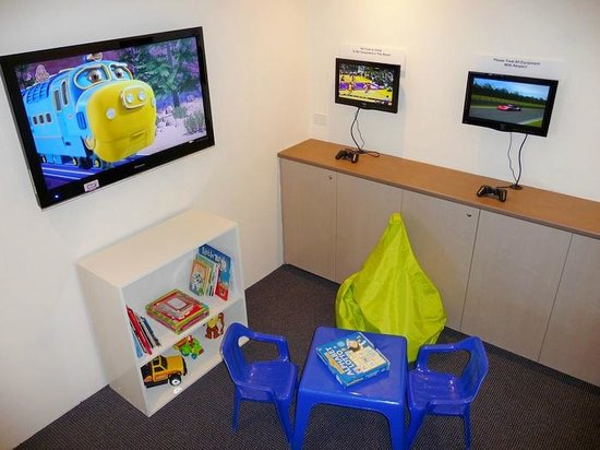 Surf Club Restaurant : kids room