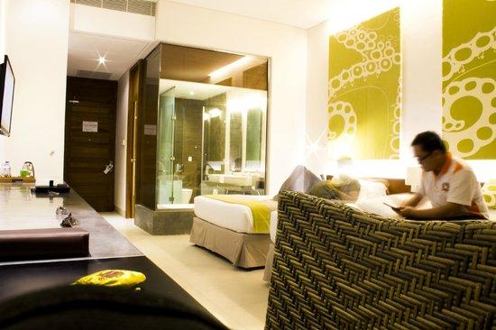 Amaya Beach: The room I stayed at (SUPERB)