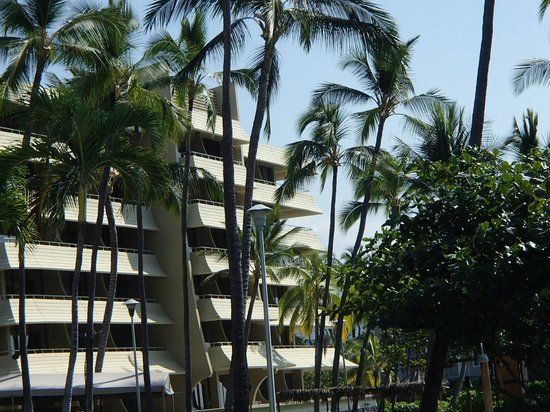 Royal Kona Resort : room on the 6th floor