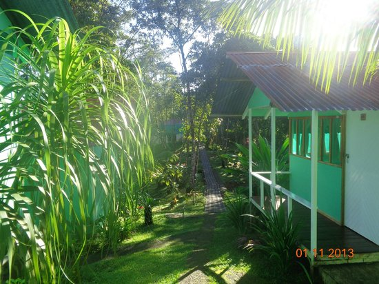 Cabinas Jade Mar: Home sweet home