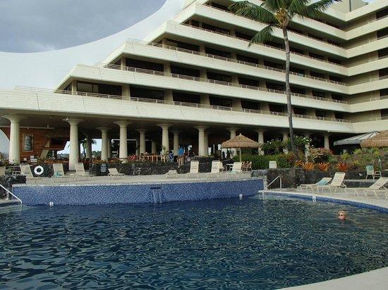 Royal Kona Resort: hotel
