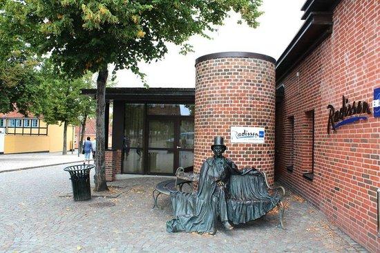 Radisson Blu H.C. Andersen Hotel, Odense : Сказочник ждёт гостей