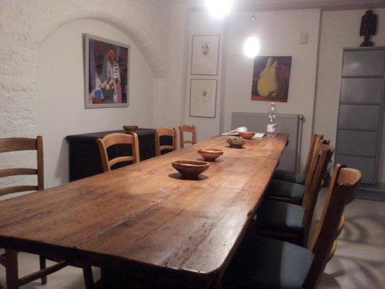 Altstadt Apartments: Dining Area