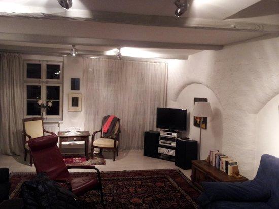 Altstadt Apartments: Living Room