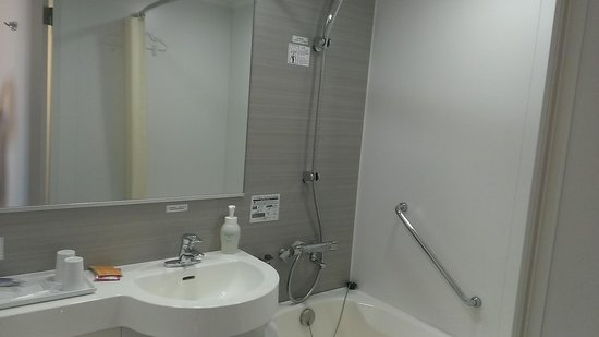 Daiwa Roynet hotel Tokyo Akabane : バスルームです