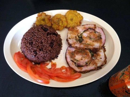 The Cuban Island Restaurant: the Cuban island