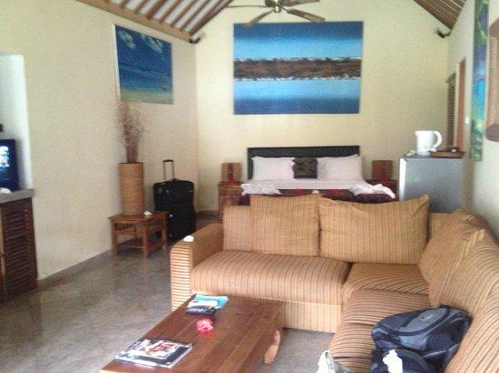 Bayshore Villas Candi Dasa: inside our beautiful villa