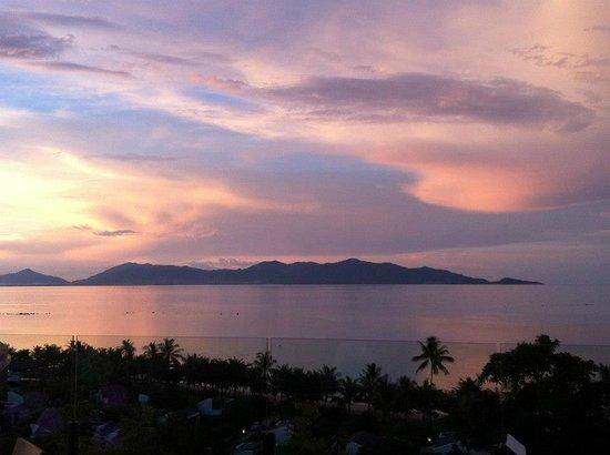 W Retreat Koh Samui: View from Lobby Bar