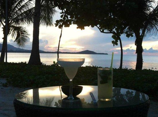W Retreat Koh Samui: Beach Cocktails