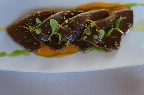 Alameda Restaurant: Brilliant tuna
