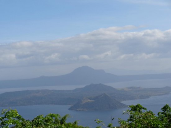 Taal Vista Hotel: View from room!!