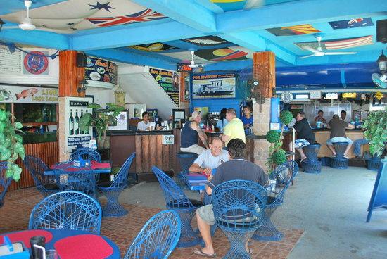 Arizona International Resort: South Seas Bar
