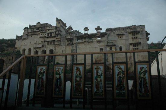 Hotel Kasera Paradise: VIEW