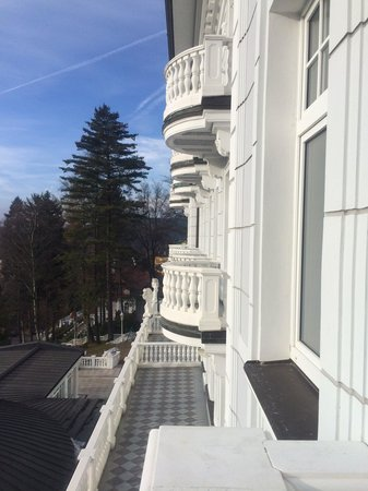 Esplanade Spa & Golf Resort: view
