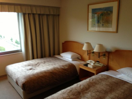 Hotel JAL City Matsuyama: 部屋1