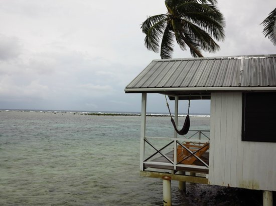 Tobacco Caye Paradise: Cabin