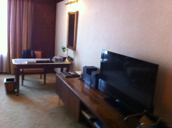 Davis Bangkok: Deluxe Room