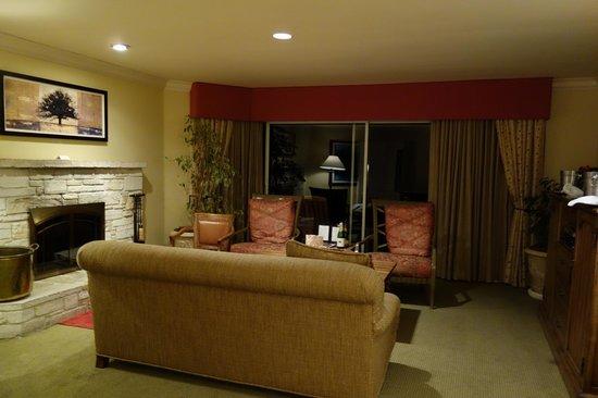 Tickle Pink Inn : Suite