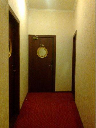 Hotel Monte Kristo: Corridor