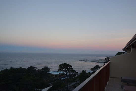 Tickle Pink Inn: Another angle from Balcony