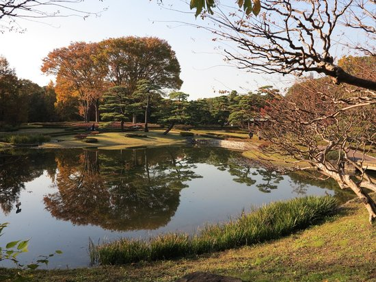 Chiyoda, Japonia: Within the gardens