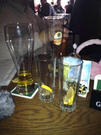 Max und Consorten: Great beer