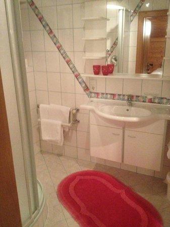 Aparthotel Gallahaus: Bathroom