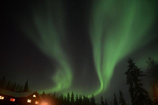A Taste of Alaska Lodge: Main lodge