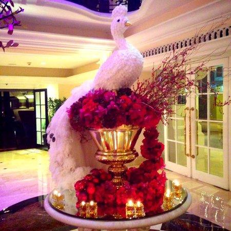 Hotel Gran Mahakam Jakarta: The Loby Decoration