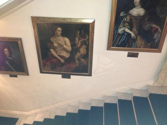 Hotel Negresco: arts