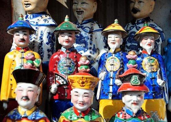 Shopping Tours Shanghai-Day Tour: Antique Market