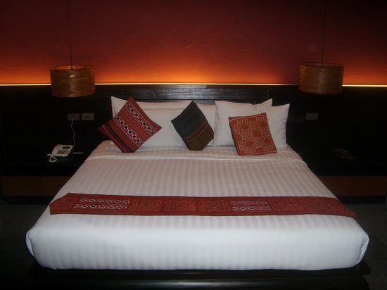 De Lanna Hotel, Chiang Mai: Ohh, very comfy.