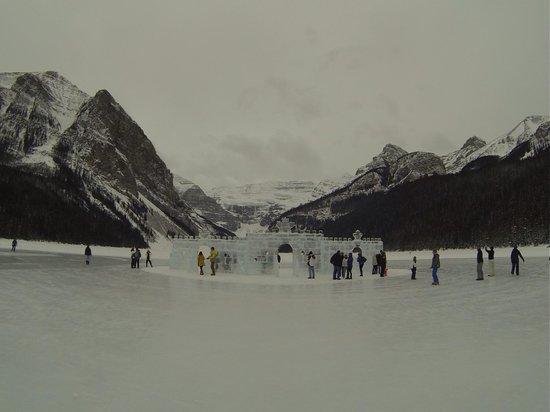 Lake Louise - December 2013