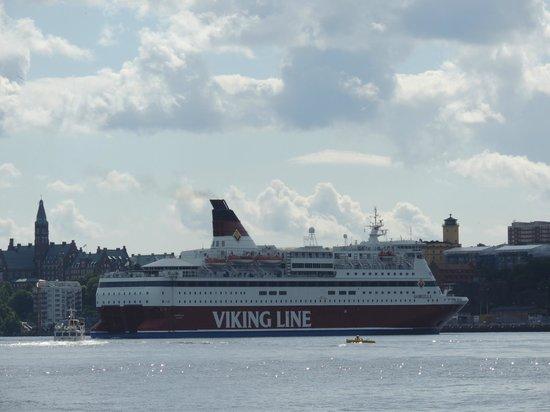Viking Line - Day Cruises: Viking Line Cruise Ship