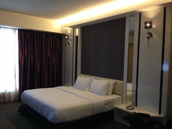 The Sterling Boutique Hotel Melaka : big spacious deluxe room