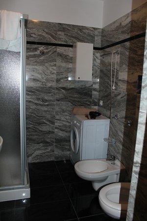 Residence Invalidovna: Ванная комната