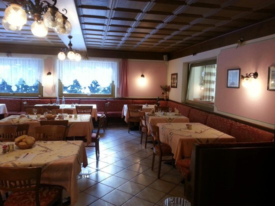 Hotel Restaurant Wellness Waldheim: Sala da pranzo