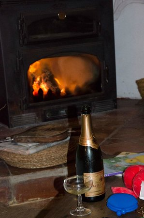 Casa rural La Alameda: Celebrando la Nochevieja
