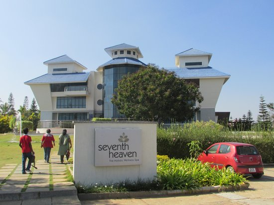 Clarks Exotica Convention Resort & Spa: The Seventh Heaven