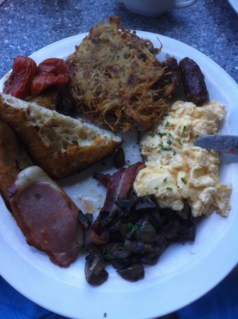 La Tabella Trattoria: Breakfast