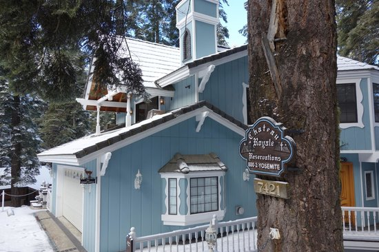 Yosemite's Scenic Wonders Vacation Rentals : Another view of the property