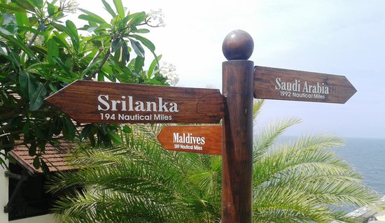 The Leela Kovalam Beach: Sri Lanka is Just here