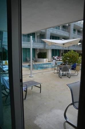 Z Ocean Hotel South Beach: Lanai pool suite