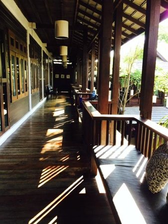 BanThai Village: 2nd Floor, pretty